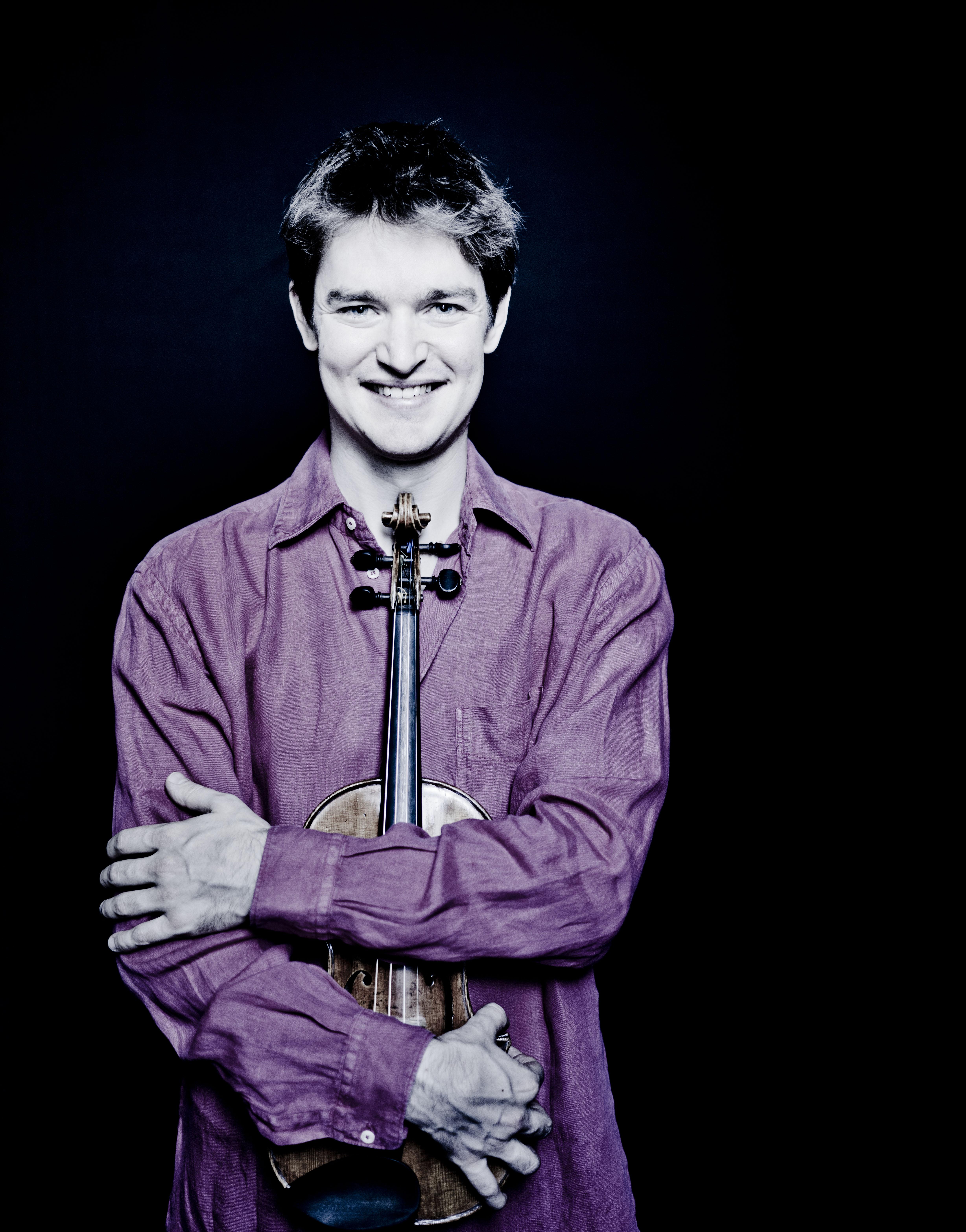 Kõrvaring I: Hugo Ticciati, Julian Arp ja Tallinna Kammerorkester