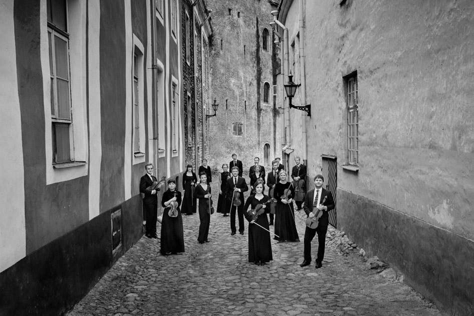 Eesti Festivaliorkestri kontsert Viinis