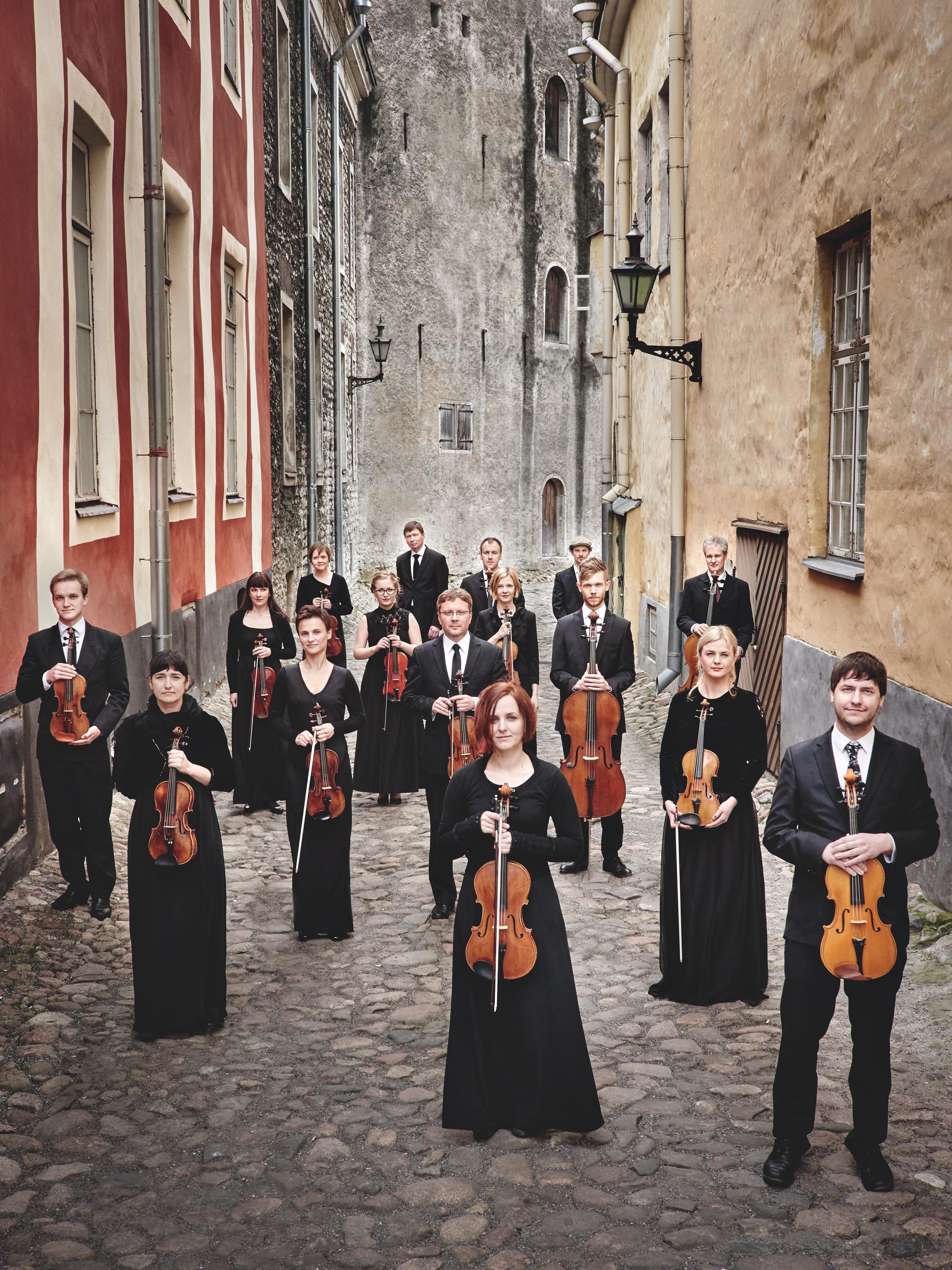 Eesti Festivaliorkestri kontsert Turu Muusikafestivalil