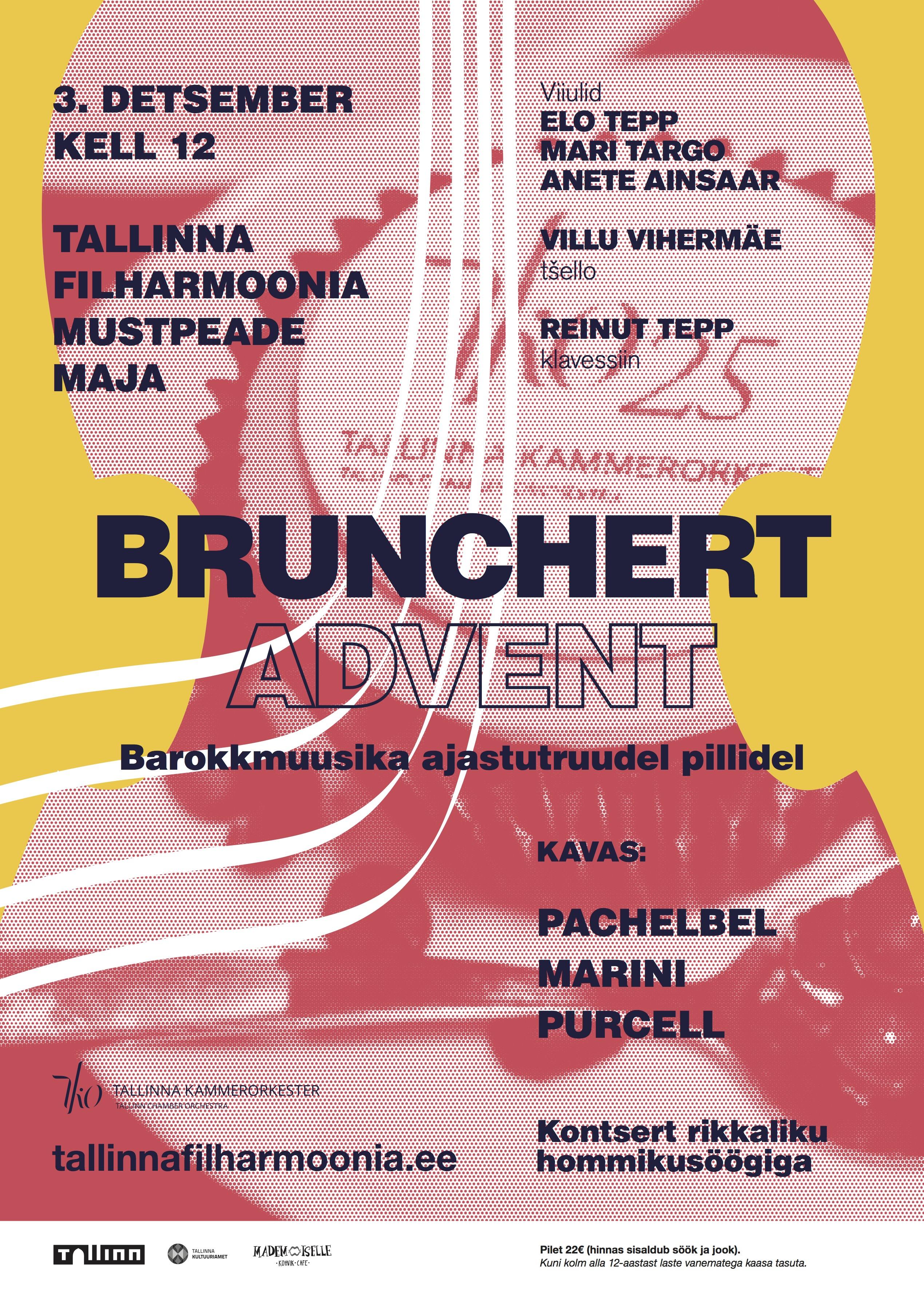 BRUNCHERT. ADVENT